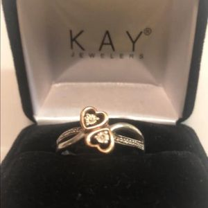 Kay Jewelers size 8 ring